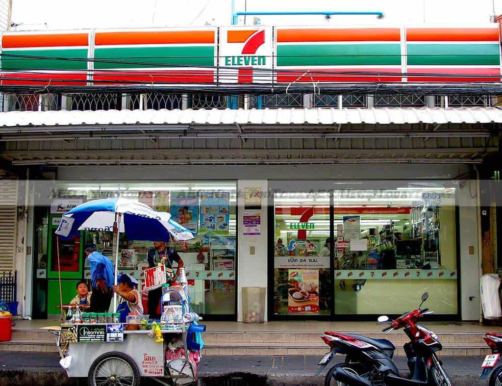 Do You Know How To Buy Bread And Milk in Thailand?