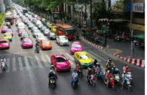 Local transport in bangkok